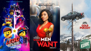 Weekend Box Office Top Ten -2/10/19