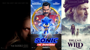 Weekend Box Office Top Ten - 3/1/20