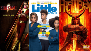 Weekend Box Office Top Ten - 4/14/19
