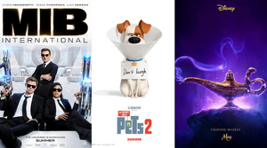 Weekend Box Office Top Ten - 6/16/19