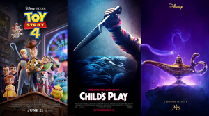 Weekend Box Office Top Ten - 6/23/19