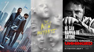Weekend Box Office Top Ten - 9.13.20