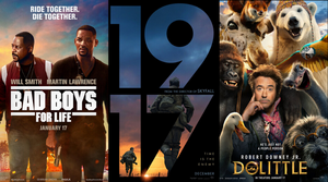 Weekend Box Office Top Ten - 1/26/20