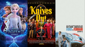 Weekend Box Office Top Ten - 12/1/19