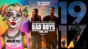 Weekend Box Office Top Ten - 2/9/20