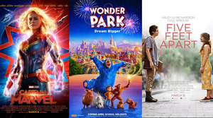 Weekend Box Office Top Ten - 3/17/19