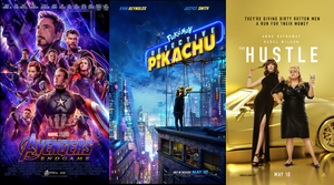 Weekend Box Office Top Ten - 5/12/19