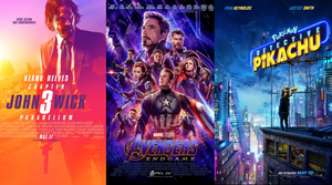 Weekend Box Office Top Ten - 5/19/19