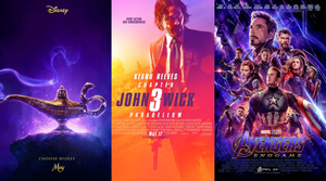 Weekend Box Office Top Ten - 5/28/19