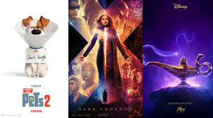 Weekend Box Office Top Ten - 6/9/19