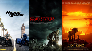 Weekend Box Office Top Ten - 8/11/19