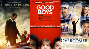 Weekend Box Office Top Ten - 8/25/19