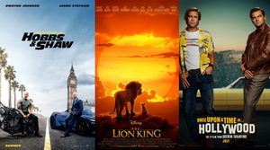 Weekend Box Office Top Ten - 8/4/19
