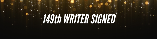 149th writer signed