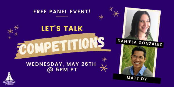Free Panel - Let's talk competitions