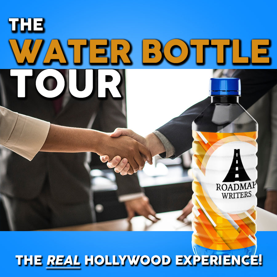 Water Bottle Tour Logo