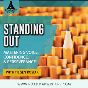 Standing Out: Mastering Voice, Confidence, & Perseverance
