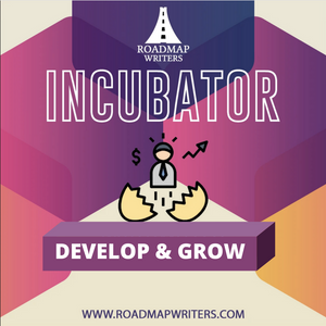 Book Incubator - Develop Something New with Lizzie Poteet