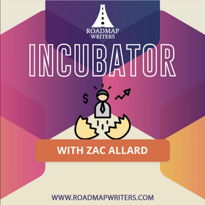 Screenplay Incubator - Develop Something New with Zac Allard