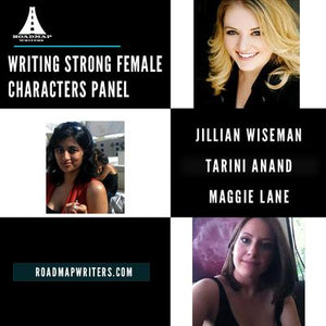 Virtual Panel: Writing Strong Female Characters #1