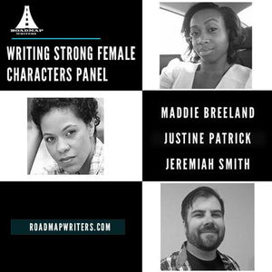 Virtual Panel: Writing Strong Female Characters #2