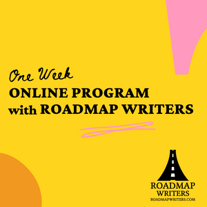 1 Week Online Program with Roadmap Writers - Austin Women In Film and Television
