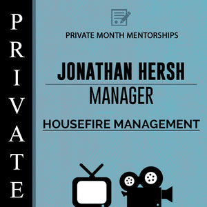 Jonathan Hersh (Mentorship)
