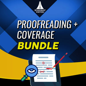 Full Script Professional Proofreading + Coverage Bundle