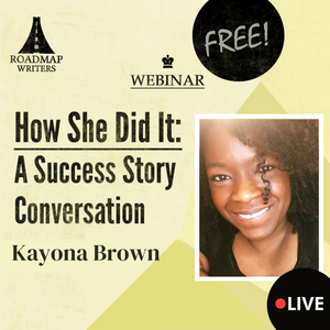 [Success Stories Series] How She Did It: A Conversation w/ Kayona Brown