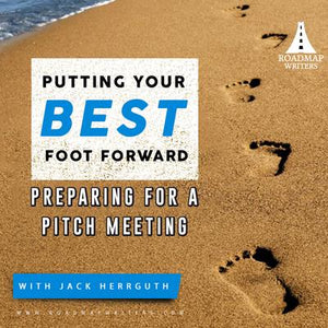 Putting Your Best Foot Forward: Preparing for a Pitch Meeting