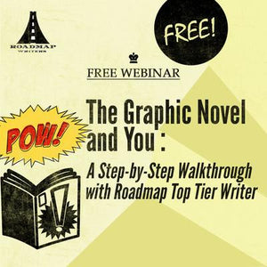 Graphic Novels & Creating Your Own Underlying IP