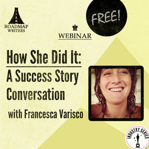 How She Did It: A Success Story Conversation w/ Francesca Varisco