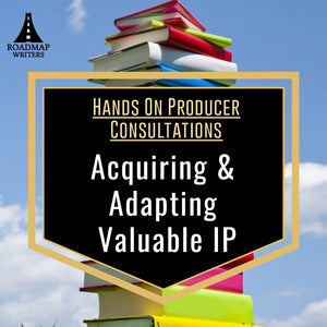 Private Coaching on How to Acquire & Adapt Valuable IP