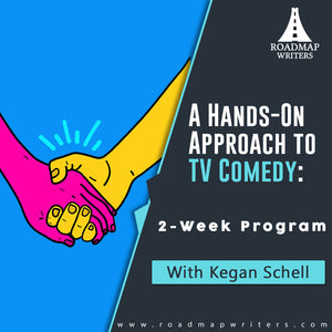 A Hands-On Approach to TV Comedy