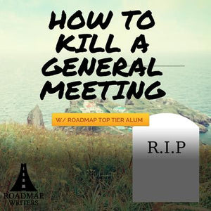 How to Kill a General Meeting (In A Good Way!)