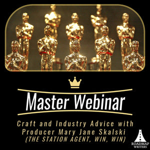 [Women in Hollywood Series] Master Webinar with Producer Mary Jane Skalski