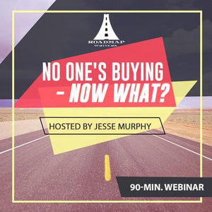No One's Buying - Now What?