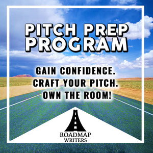 Step 1: Pitch Prep Program (Sold Out Until November!)