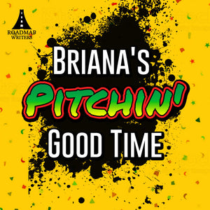 Briana's Pitchin' Good Time!