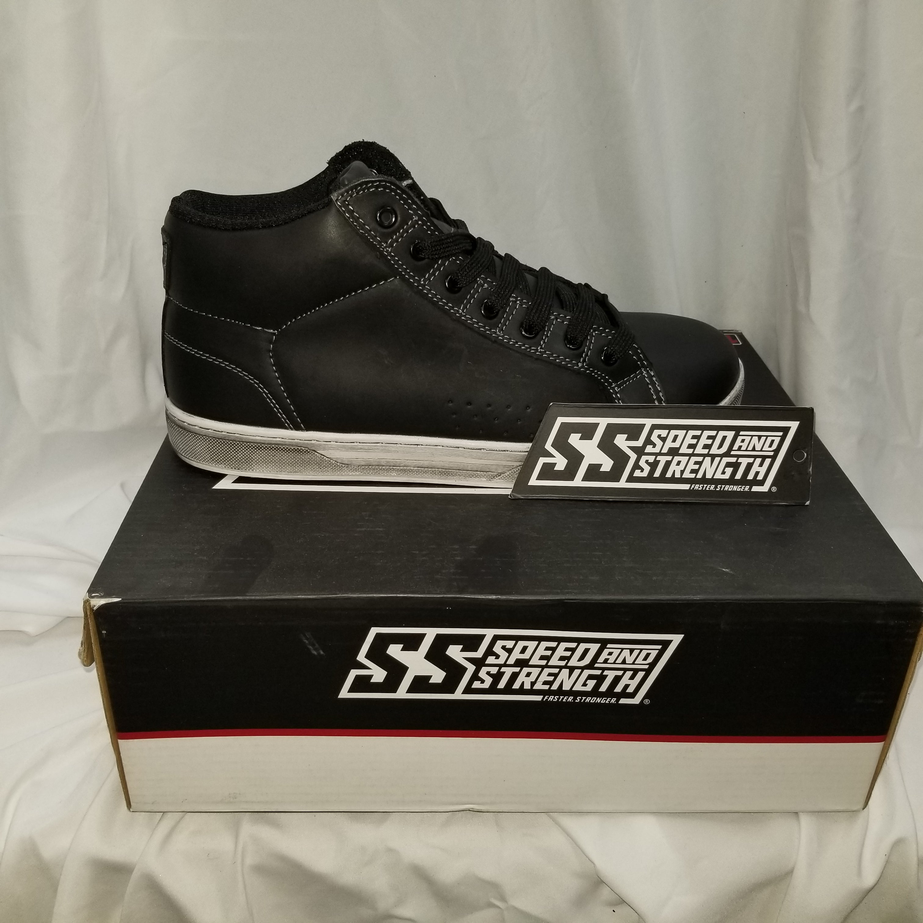 Speed and Strength Soul Shaker Moto Shoe - 884355