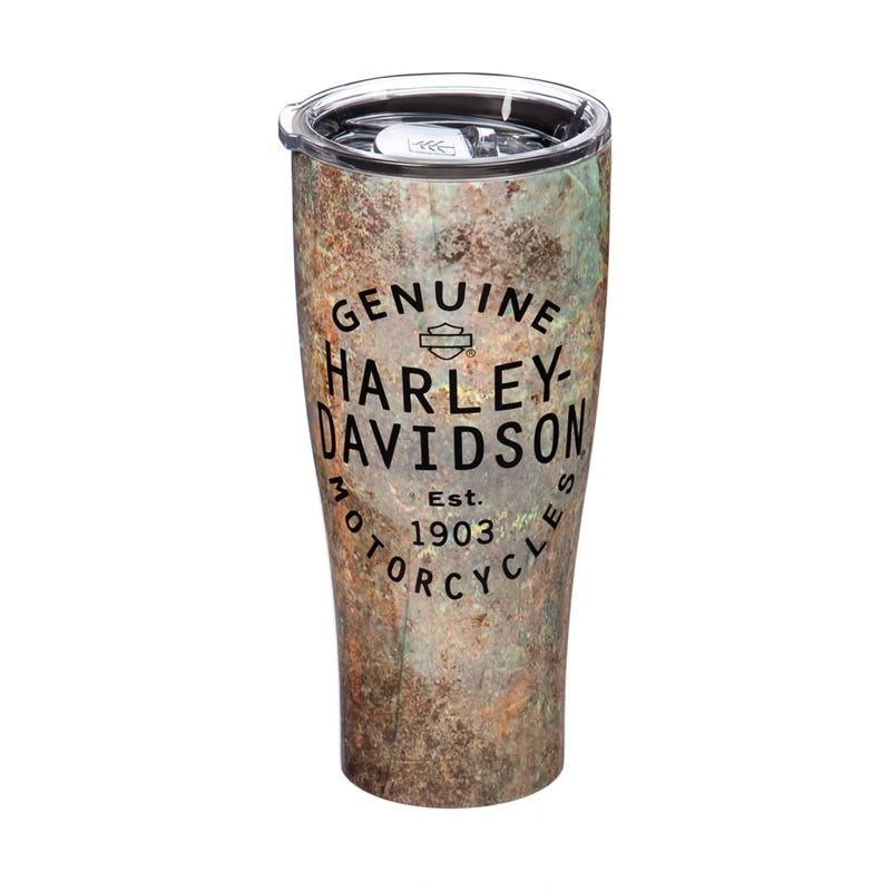 Harley-Davidson Stainless Steel Cup - Genuine Motorcycles