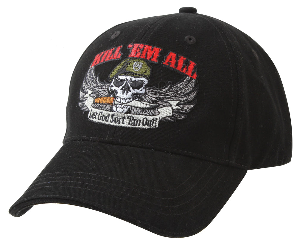Kill 'Em All Low Profile Cap