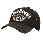 Jack Daniel's - Old No. 7 Brand Black Cap