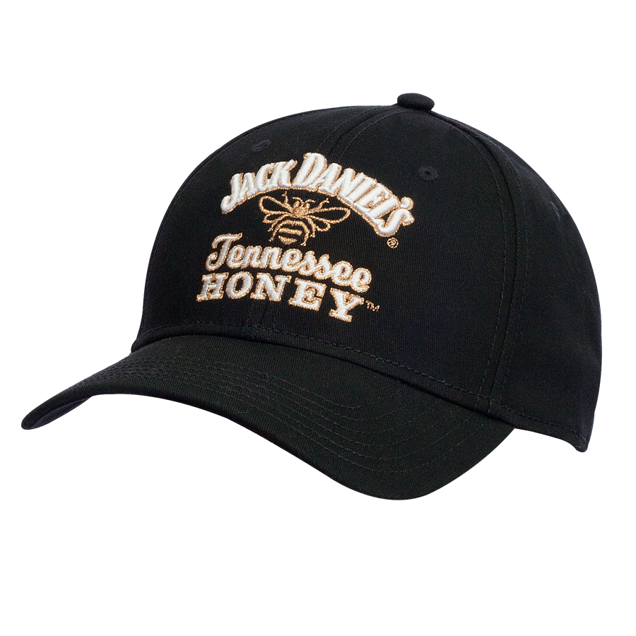 Jack Daniel's Tennessee Honey Cap - Black