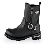 "Men's ""Afterburner"" Leather Riding Boots - MB407"