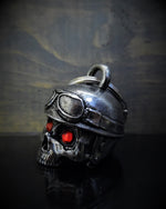 Motorcycle Helmet Skull Diamond Bell - BB-76