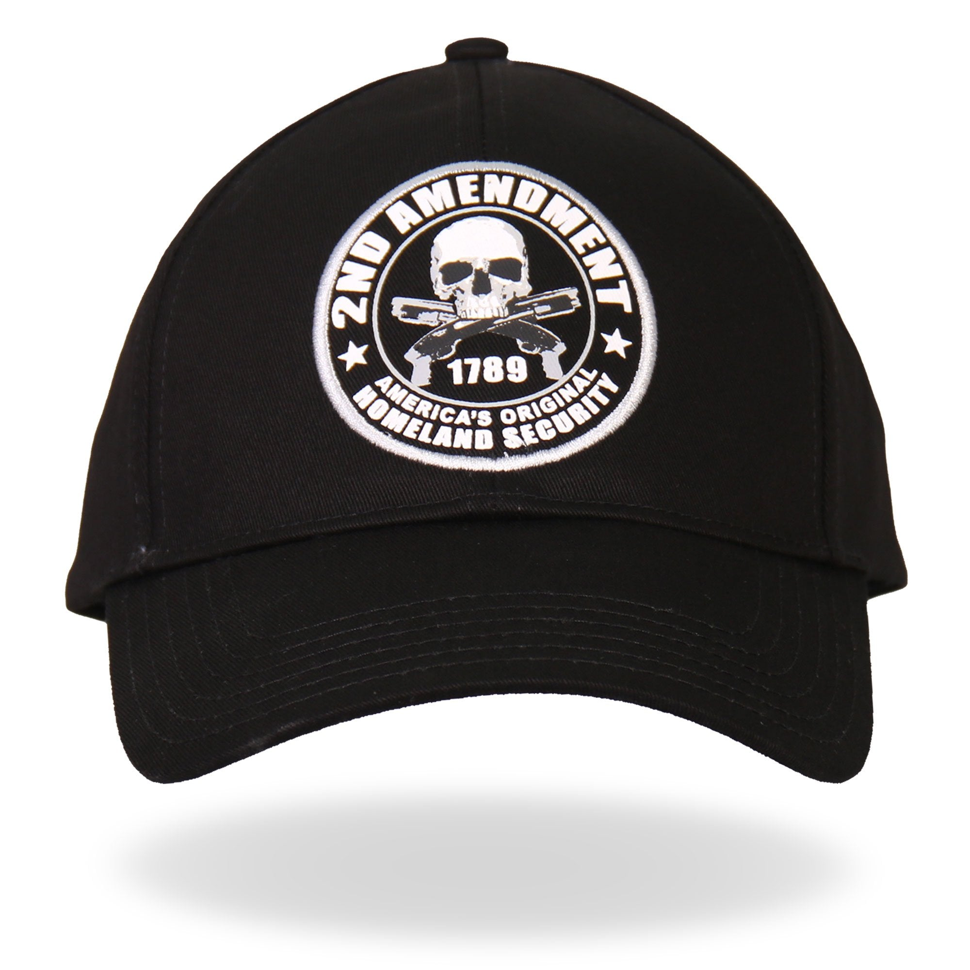 2nd Amendment - America's Original Homeland Security Ball Cap