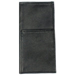 Black Travel Wallet - 8.25""