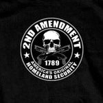 2nd Amendment - America's Original Homeland Security T-Shirt