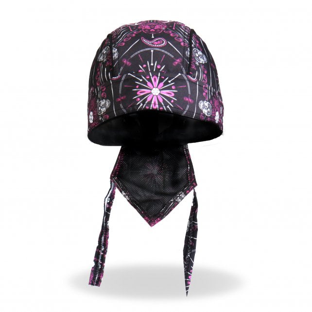 Day of the Dead Ladies DuRag